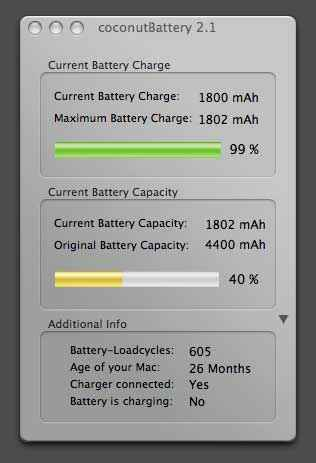 Need a new battery