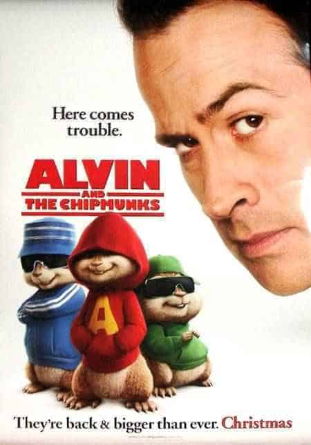 Chipmunks Movie poster