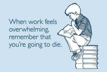 Work is Death