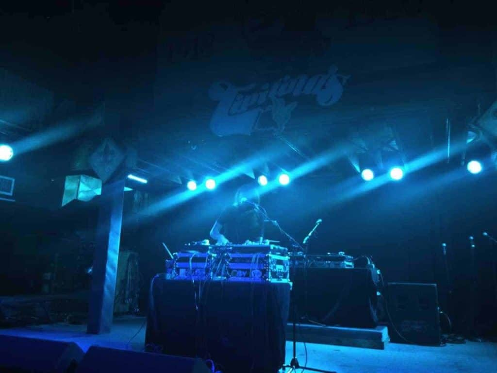 DJ Quickiemart and Blackalicious at Tipitina's 1