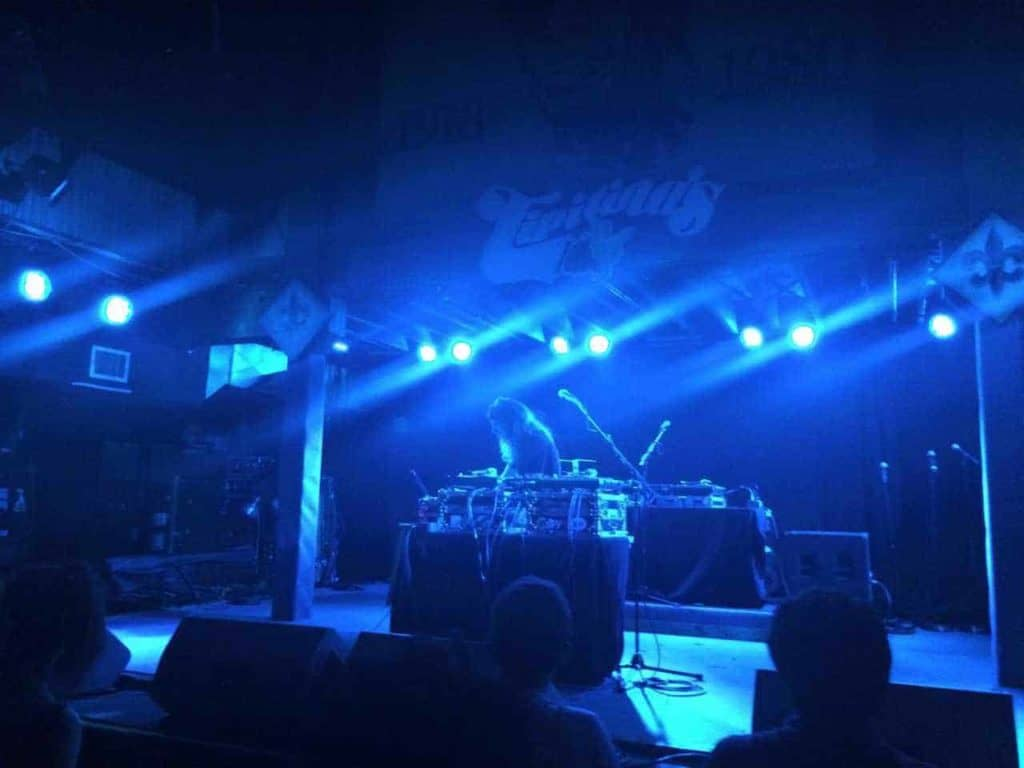 DJ Quickiemart and Blackalicious at Tipitina's 9