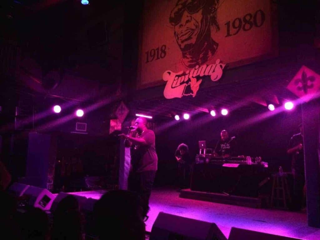 DJ Quickiemart and Blackalicious at Tipitina's 14