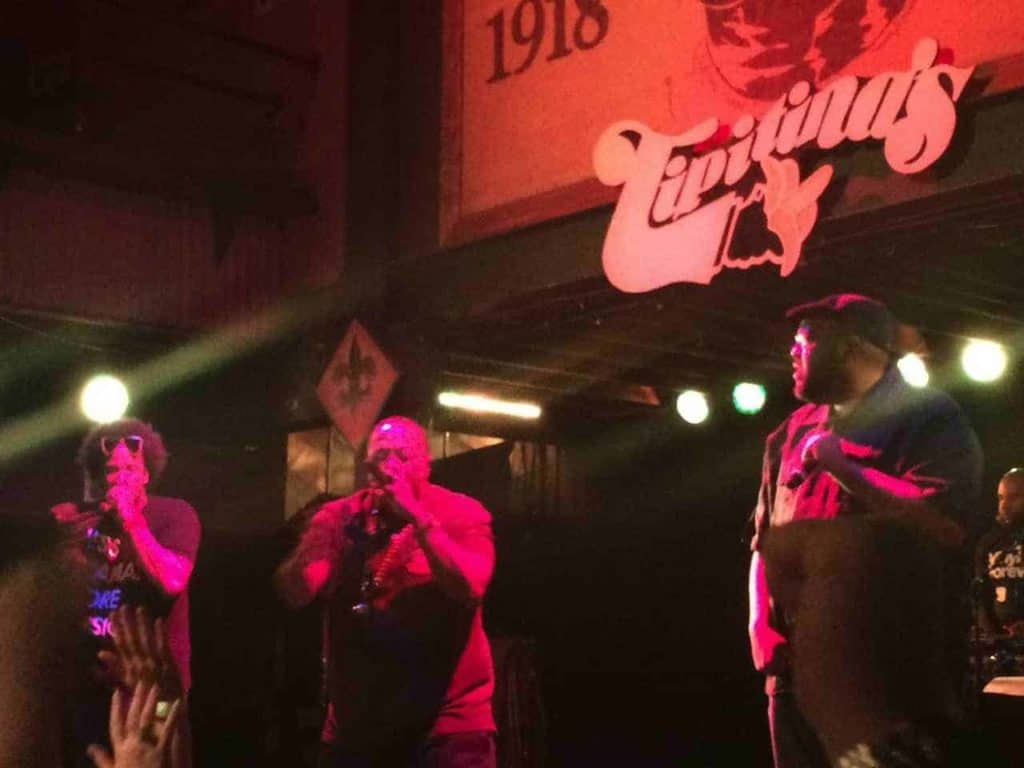 DJ Quickiemart and Blackalicious at Tipitina's 18