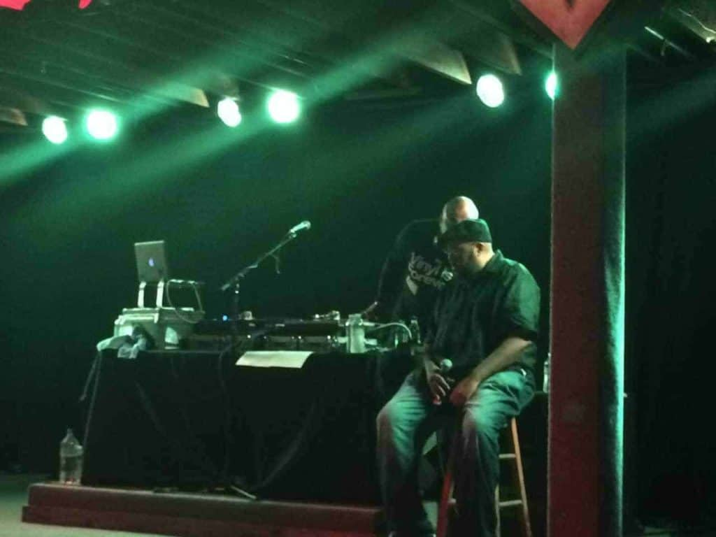 DJ Quickiemart and Blackalicious at Tipitina's 23