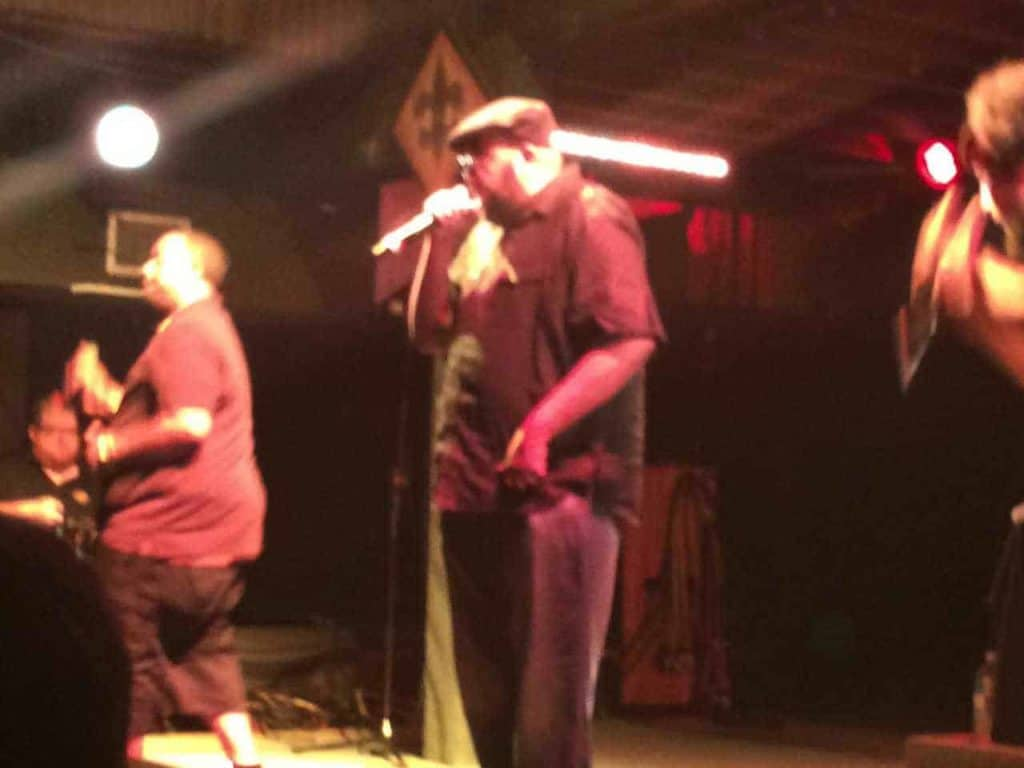 DJ Quickiemart and Blackalicious at Tipitina's 27