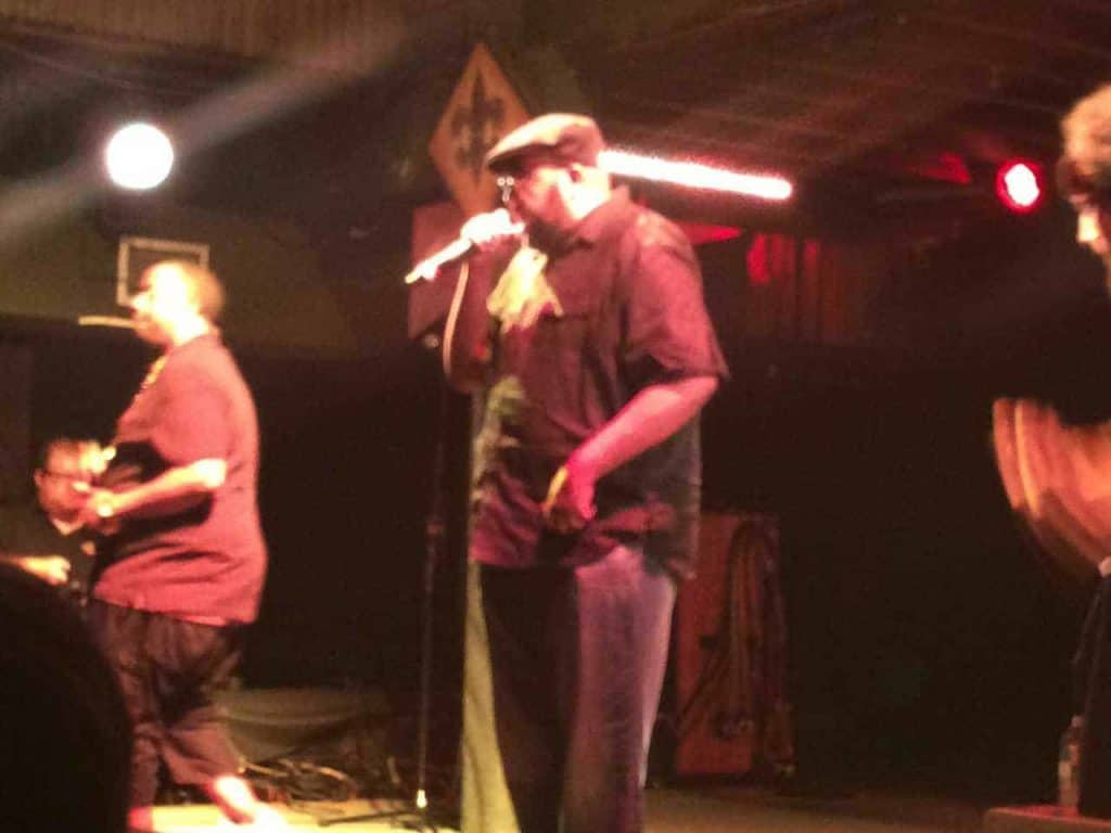 DJ Quickiemart and Blackalicious at Tipitina's 28