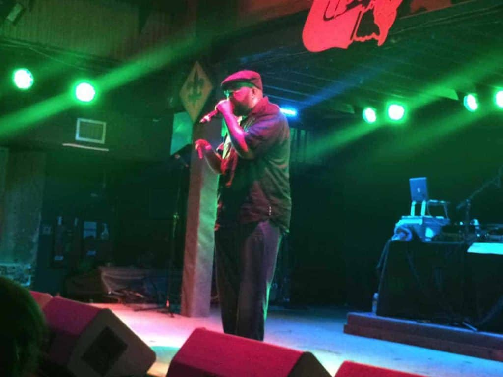 DJ Quickiemart and Blackalicious at Tipitina's 37