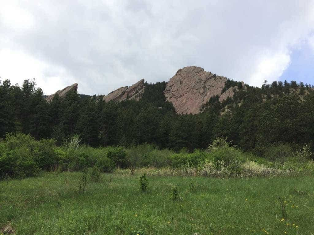 Chautauqua Trailhead to Flatiron 1 and 2 83
