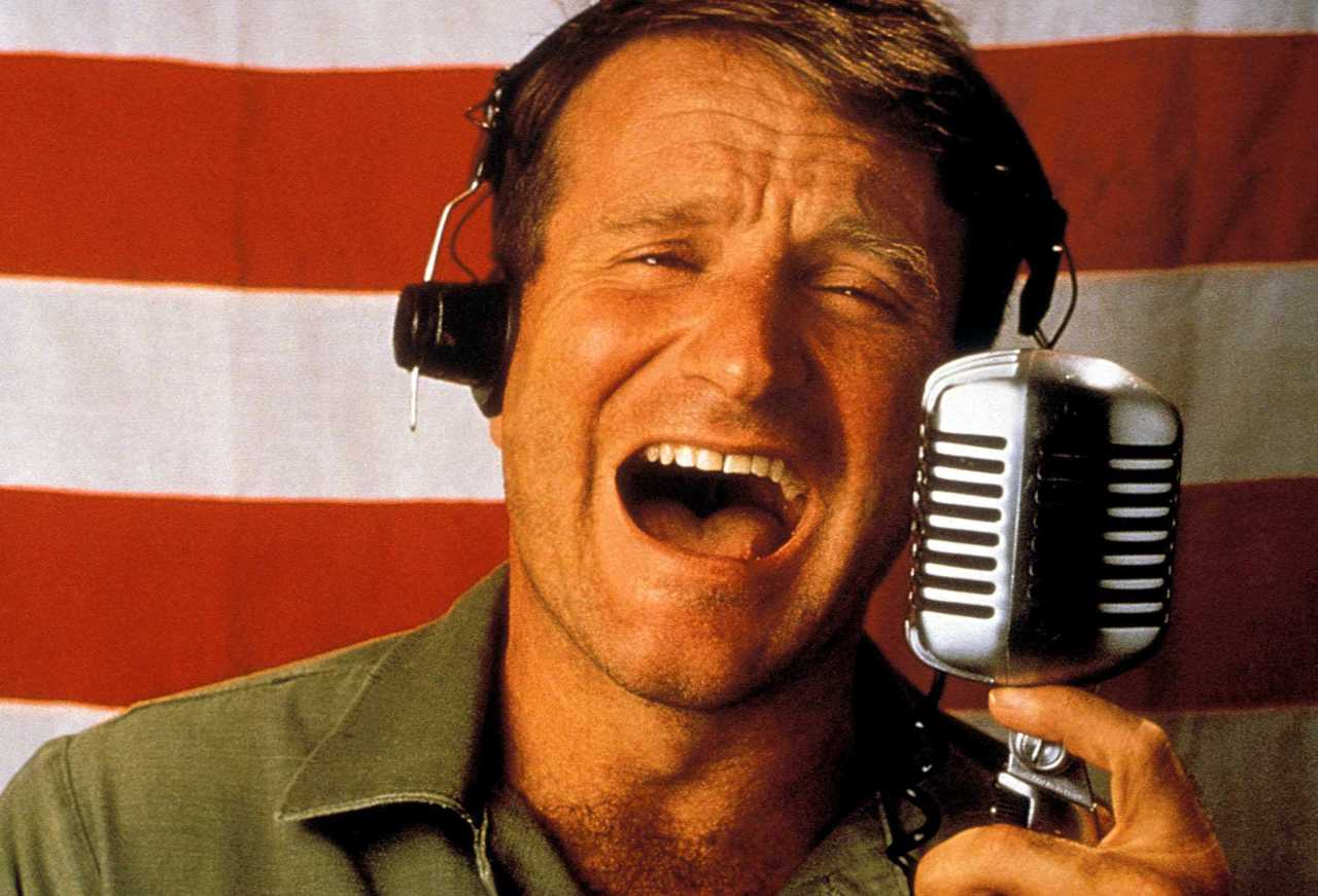 Good Morning Vietnam - Robin Williams