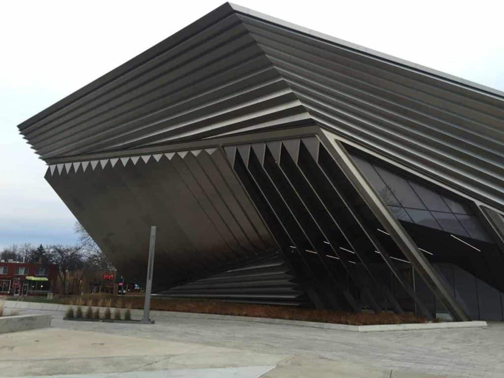 Eli and Edythe Broad Art Museum @ Michigan State University 1
