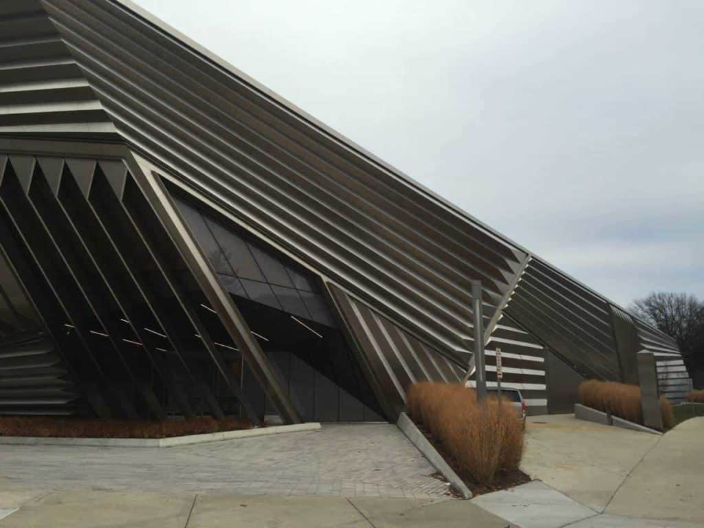 Eli and Edythe Broad Art Museum @ Michigan State University 2