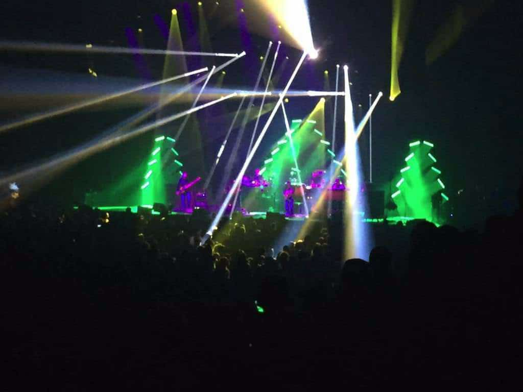 String Cheese Incident - Winter Carnival 2014, Night 1 6