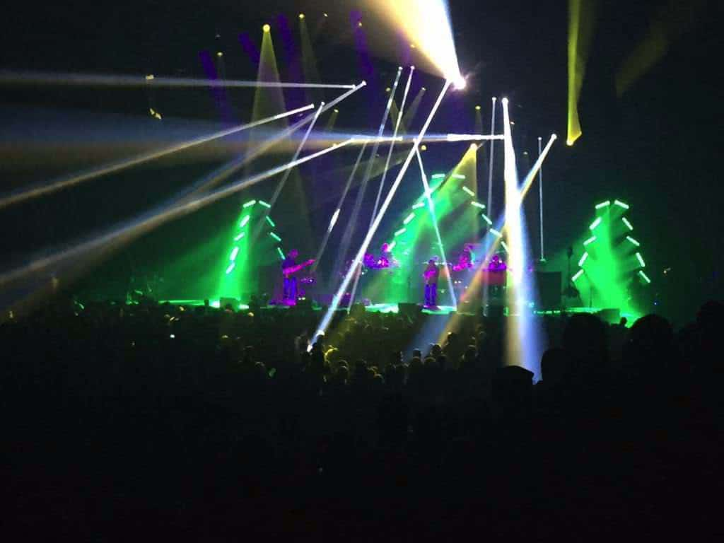 String Cheese Incident - Winter Carnival 2014, Night 1 8