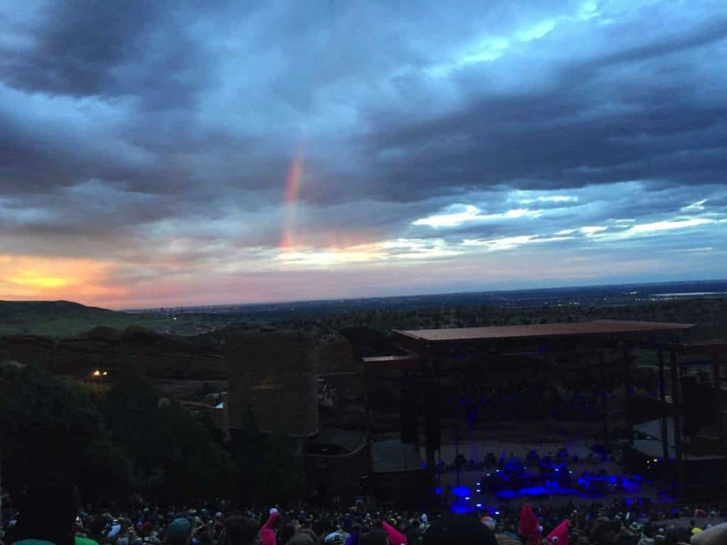 String Cheese Incident - Red Rocks, July 2015 7