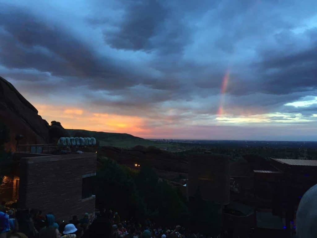 String Cheese Incident - Red Rocks, July 2015 8