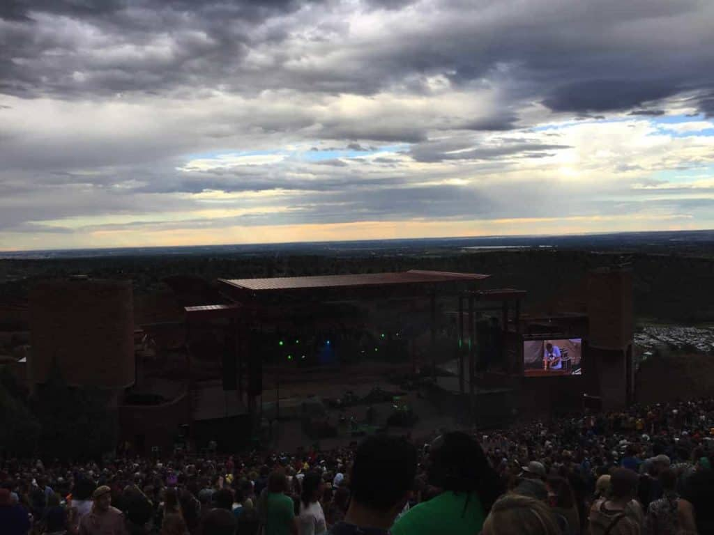 String Cheese Incident - Red Rocks, July 2015 3