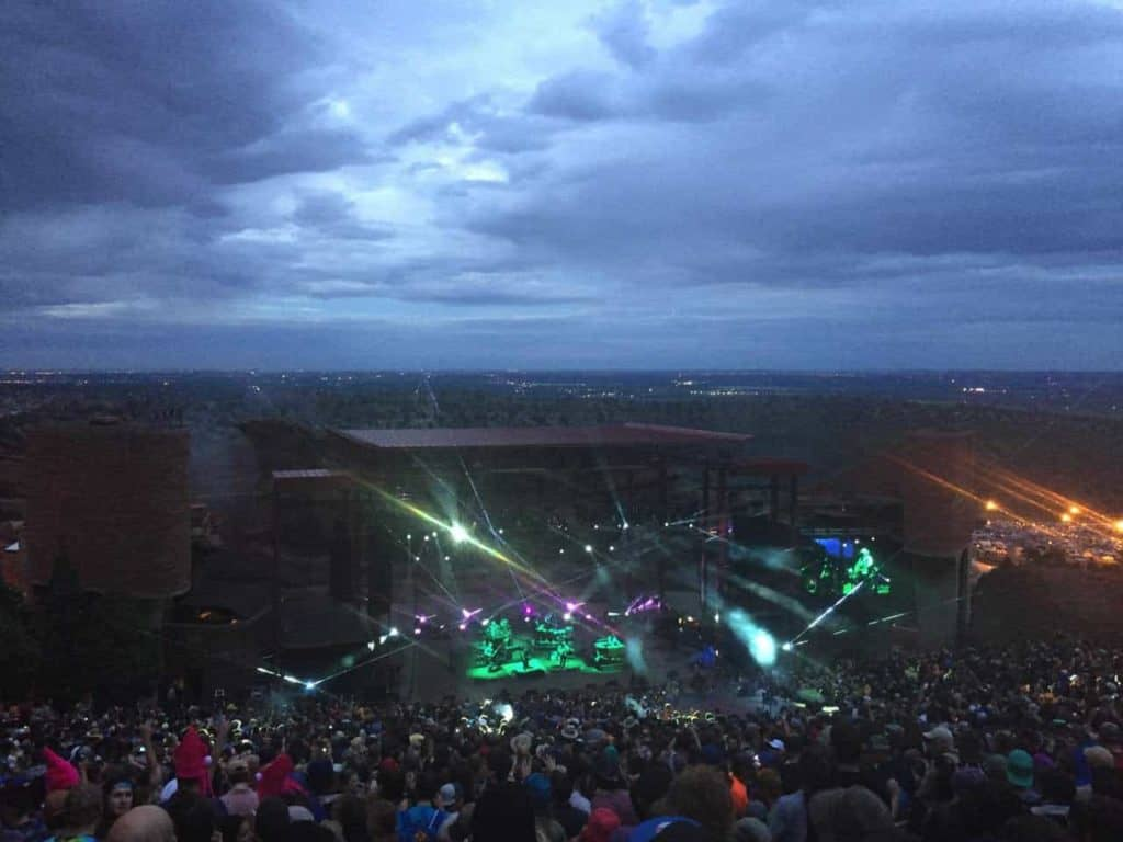 String Cheese Incident - Red Rocks, July 2015 15