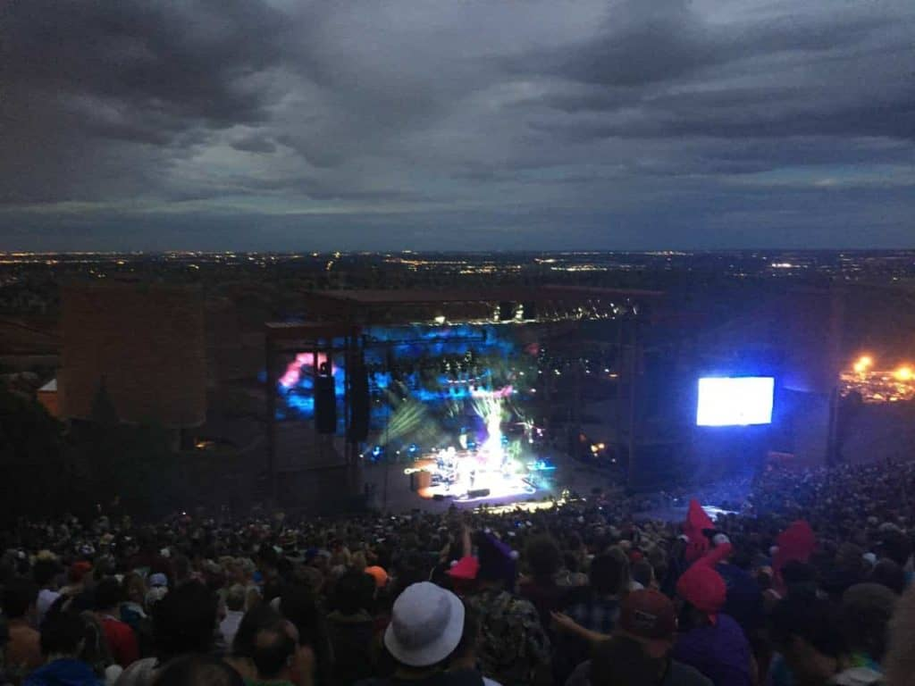 String Cheese Incident - Red Rocks, July 2015 17