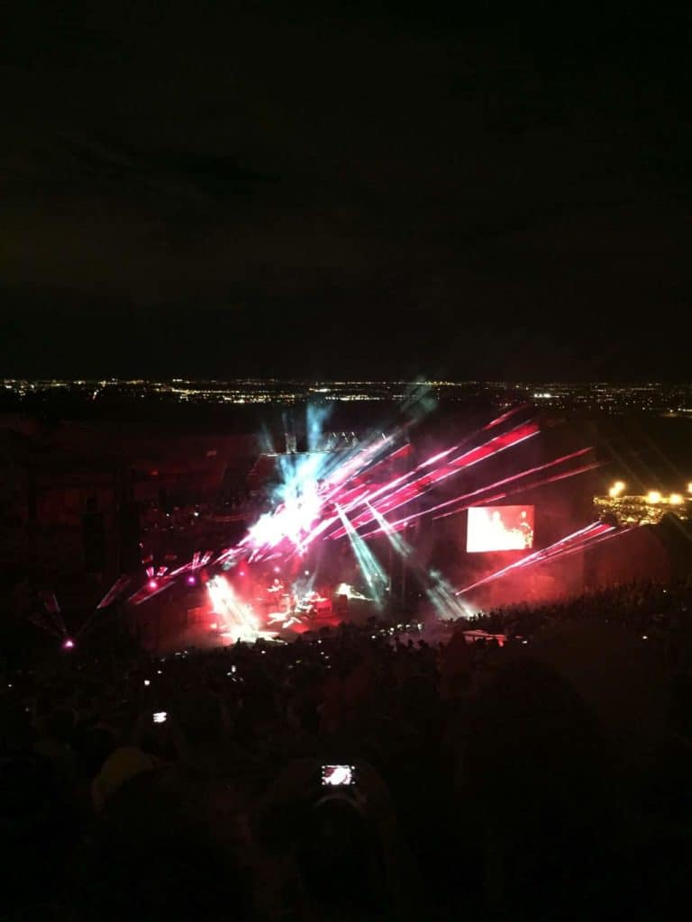 String Cheese Incident - Red Rocks, July 2015 21