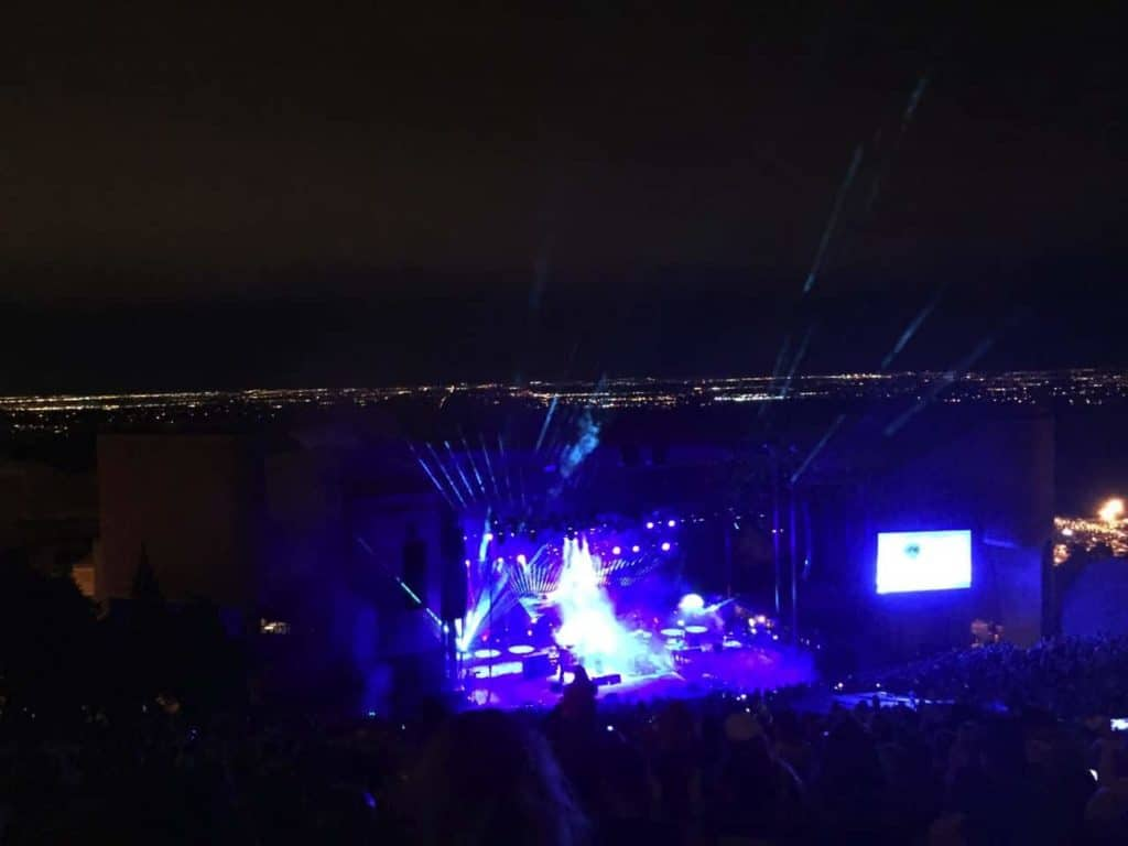 String Cheese Incident - Red Rocks, July 2015 23