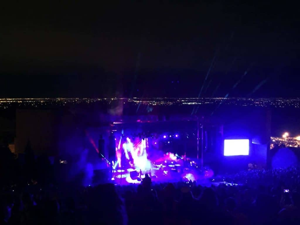 String Cheese Incident - Red Rocks, July 2015 24