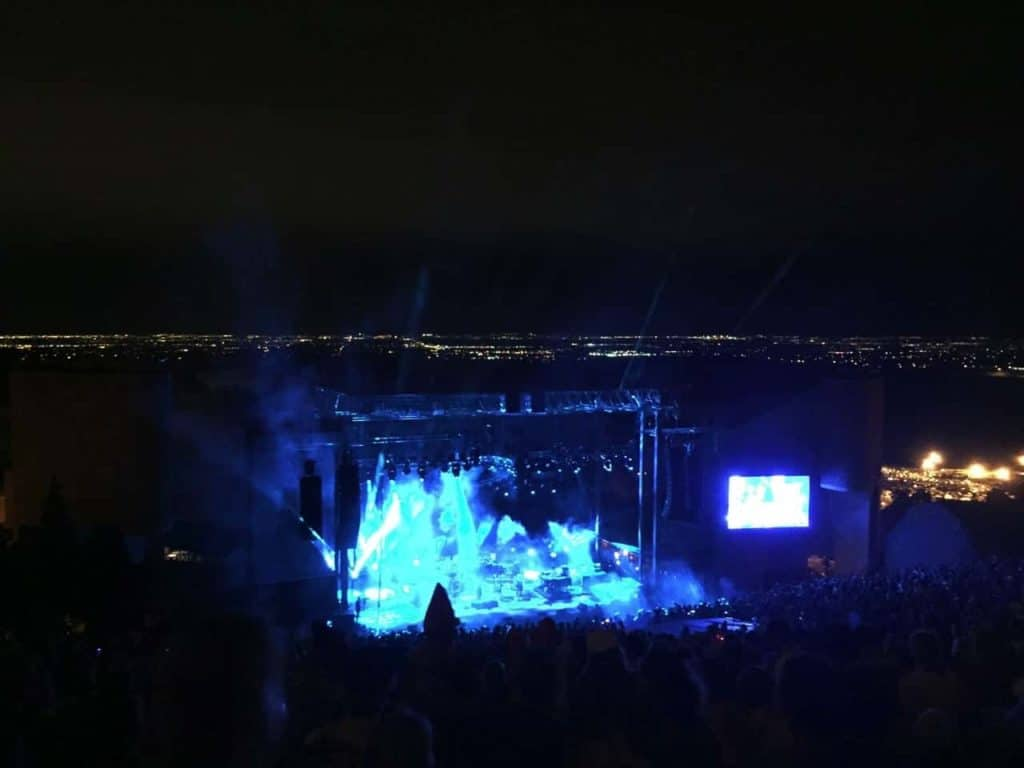 String Cheese Incident - Red Rocks, July 2015 25
