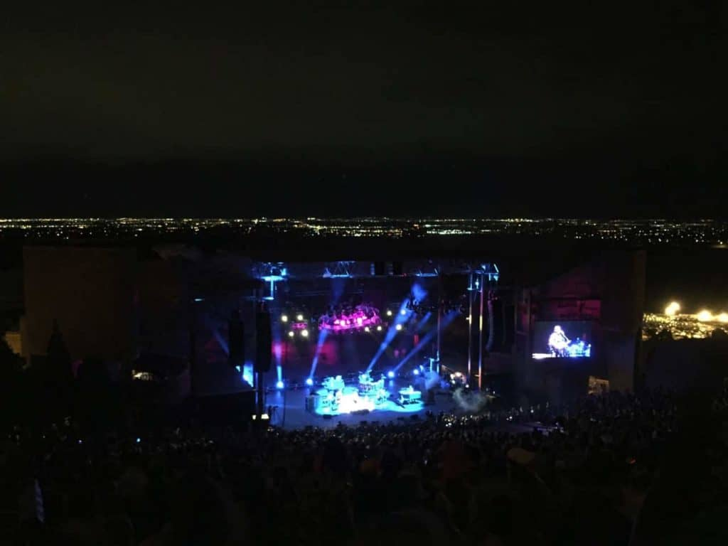 String Cheese Incident - Red Rocks, July 2015 26
