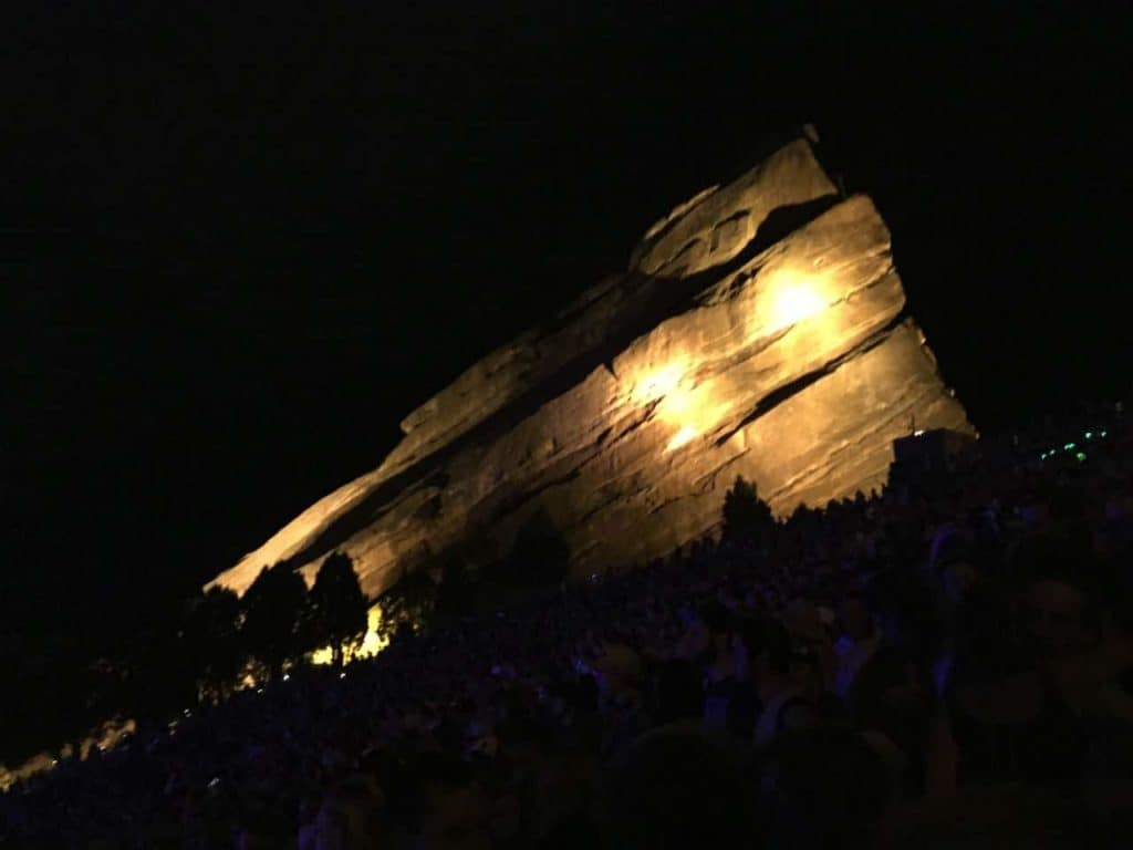 String Cheese Incident - Red Rocks, July 2015 27
