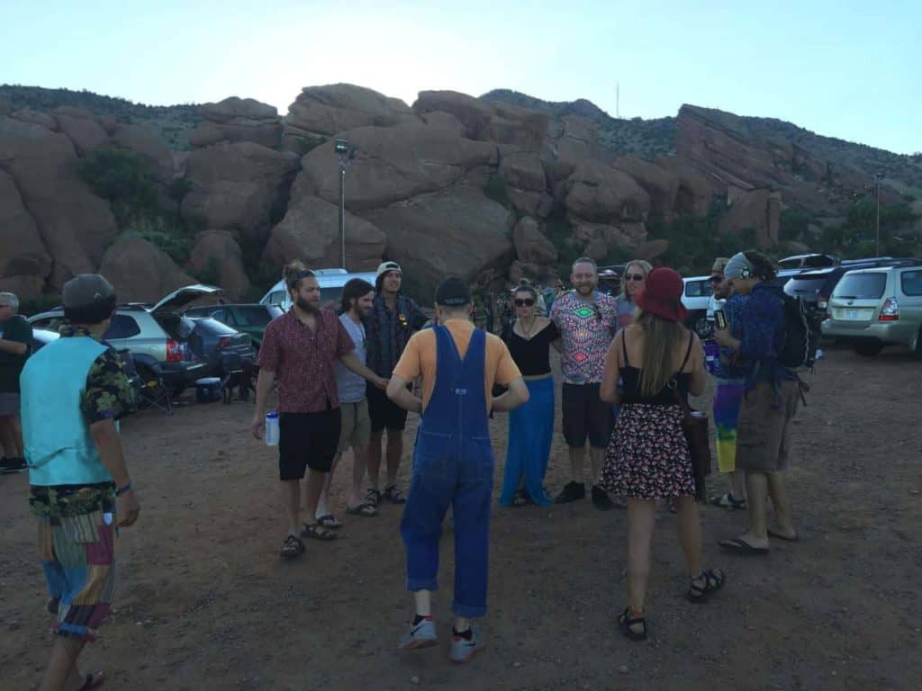 String Cheese Incident - Red Rocks, July 2015 28