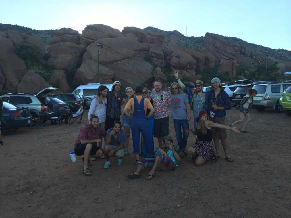 String Cheese Incident - Red Rocks, July 2015 30