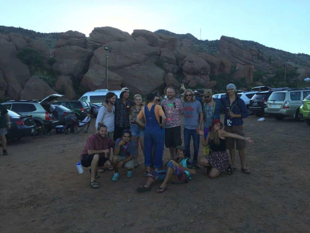 String Cheese Incident - Red Rocks, July 2015 31