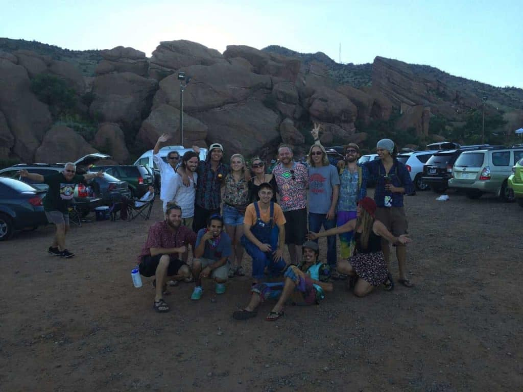 String Cheese Incident - Red Rocks, July 2015 32