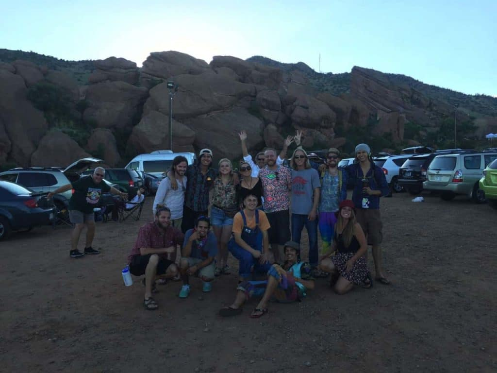String Cheese Incident - Red Rocks, July 2015 33