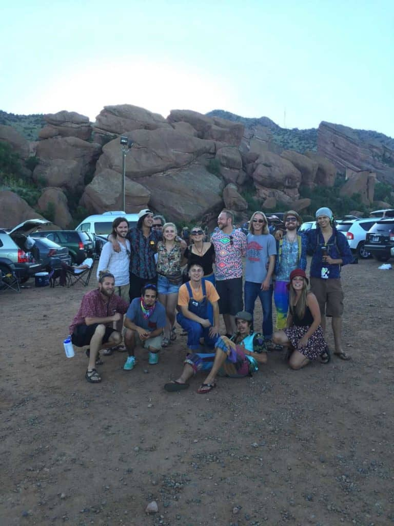 String Cheese Incident - Red Rocks, July 2015 35