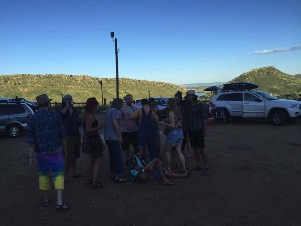 String Cheese Incident - Red Rocks, July 2015 36