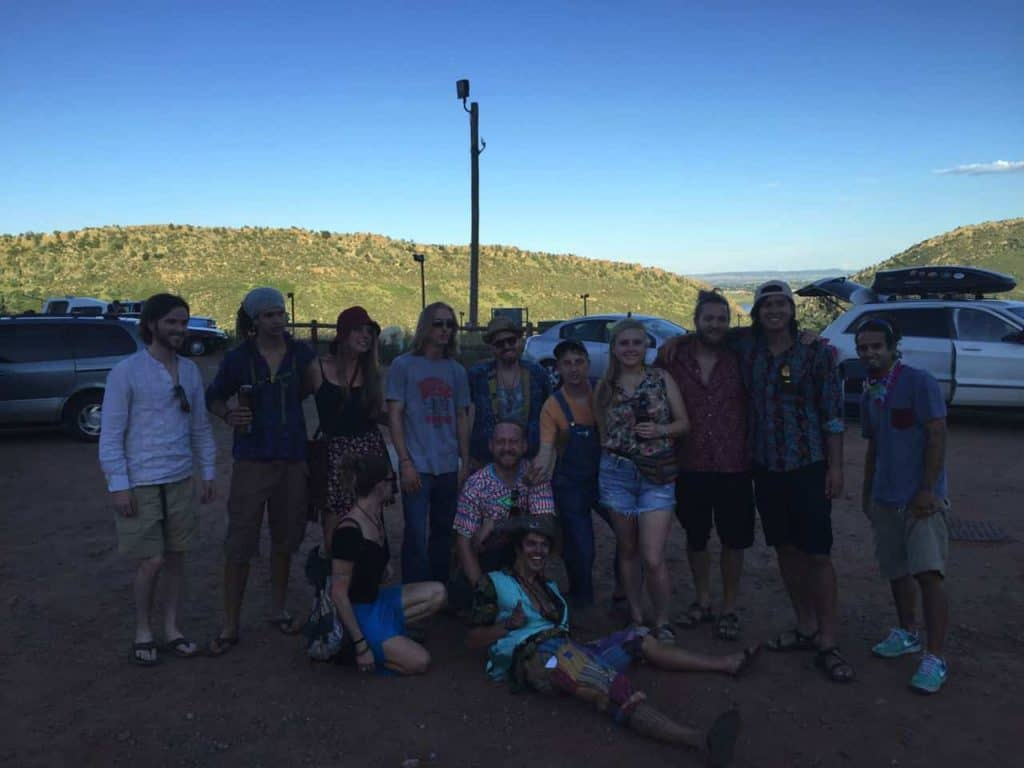 String Cheese Incident - Red Rocks, July 2015 39