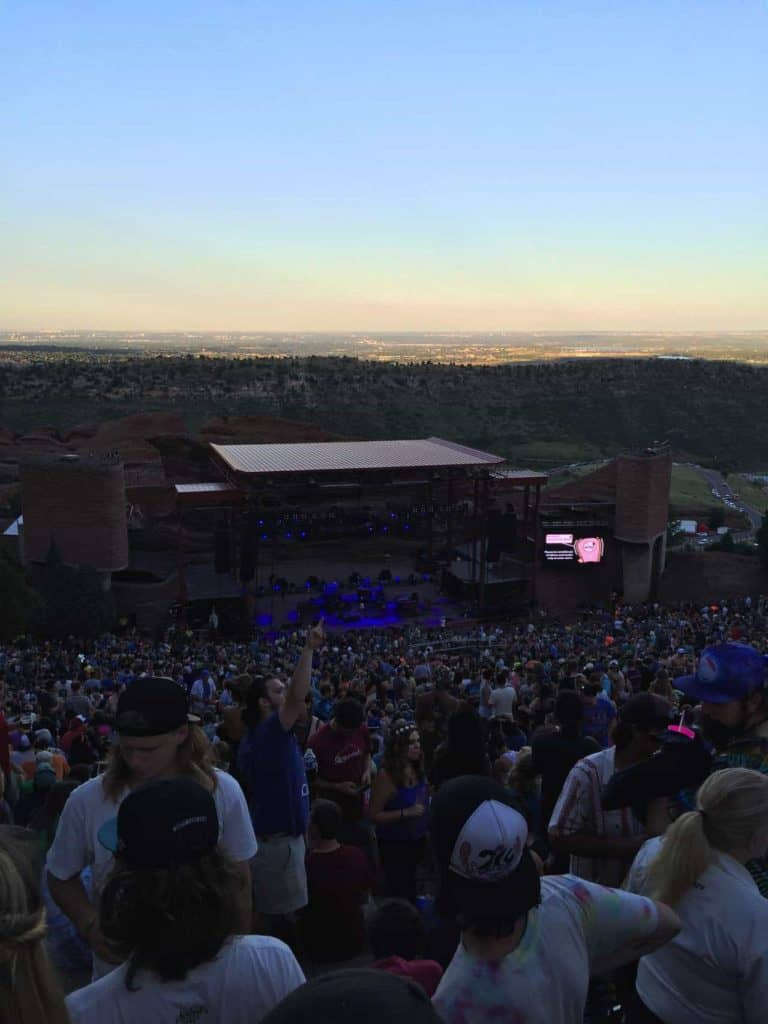 String Cheese Incident - Red Rocks, July 2015 42