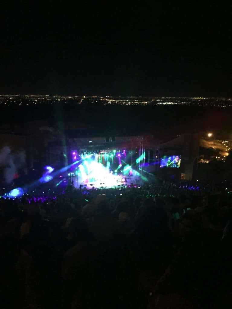 String Cheese Incident - Red Rocks, July 2015 44