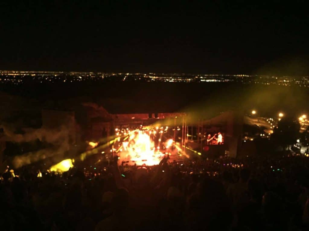 String Cheese Incident - Red Rocks, July 2015 45