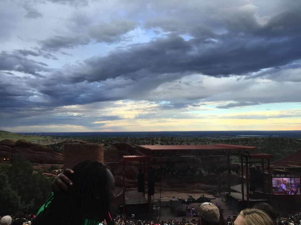 String Cheese Incident - Red Rocks, July 2015 4