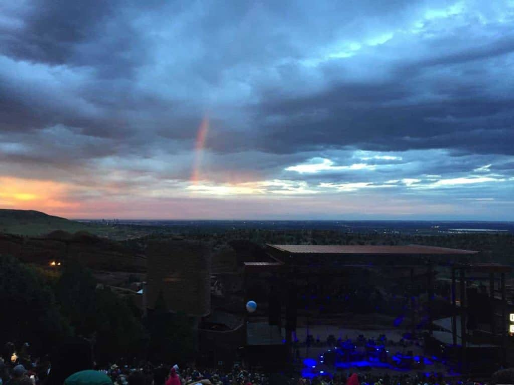 String Cheese Incident - Red Rocks, July 2015 5