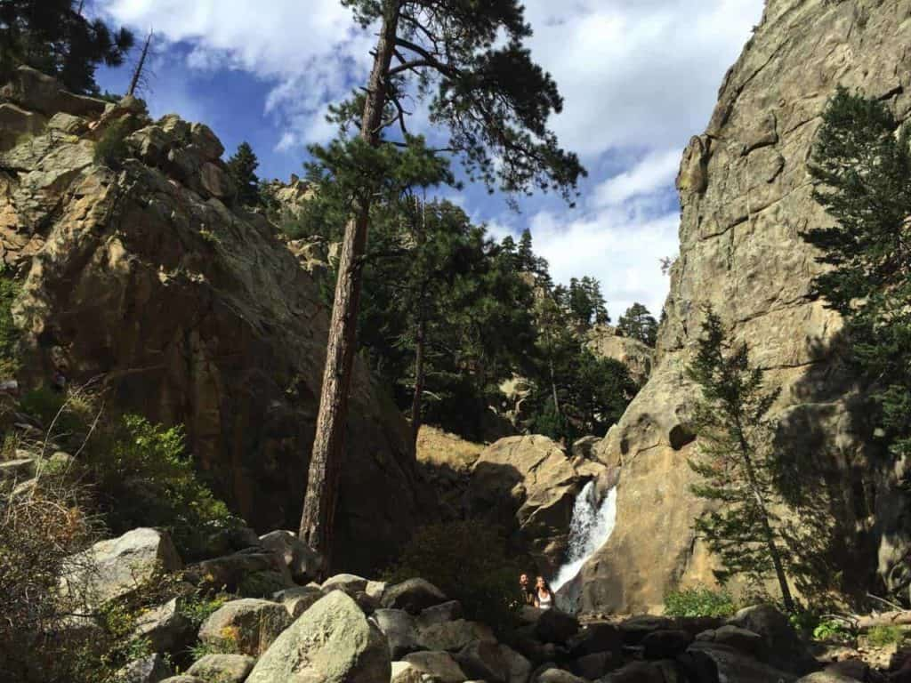 Boulder Falls Labor Day Hike 2015 3