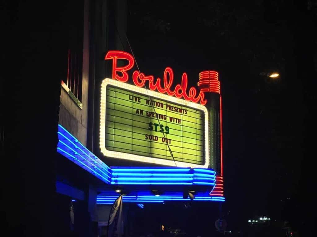 STS9 Boulder Theater - Sept 10th, 2015 2