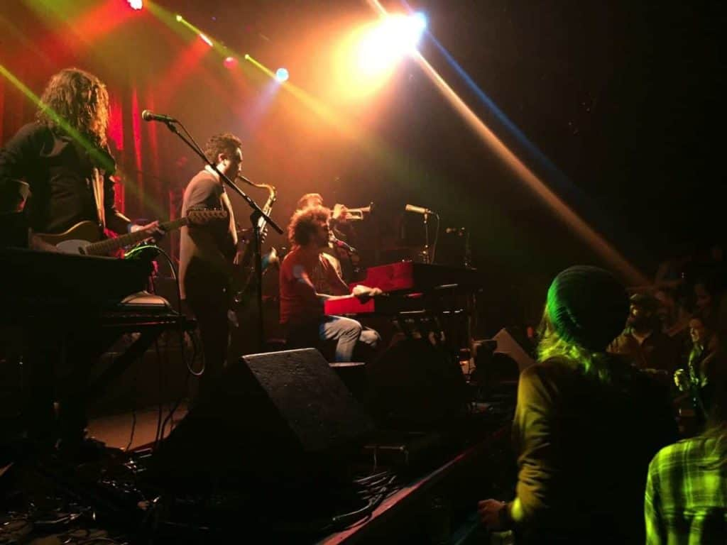 The Magic Beans and Andy Frasco and the U.N. at Fox Theatre, Boulder, Colorado - November 20th, 2015 15