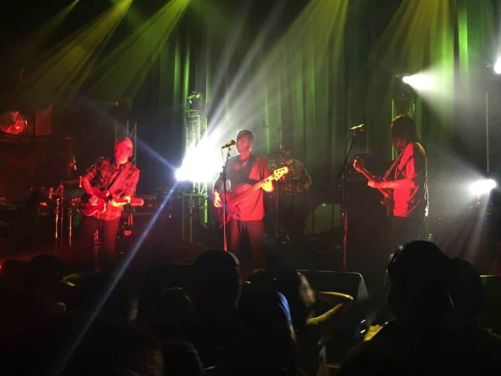 The Magic Beans and Andy Frasco and the U.N. at Fox Theatre, Boulder, Colorado - November 20th, 2015 44