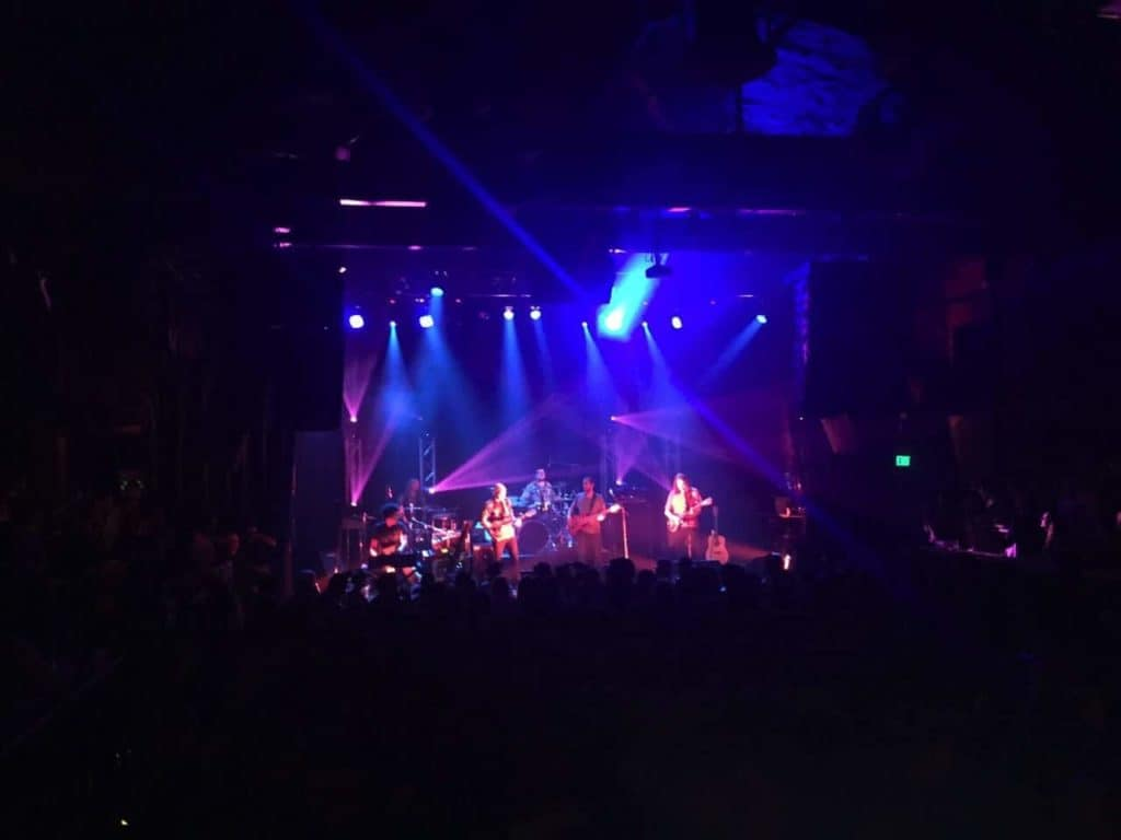 The Magic Beans and Andy Frasco and the U.N. at Fox Theatre, Boulder, Colorado - November 20th, 2015 51