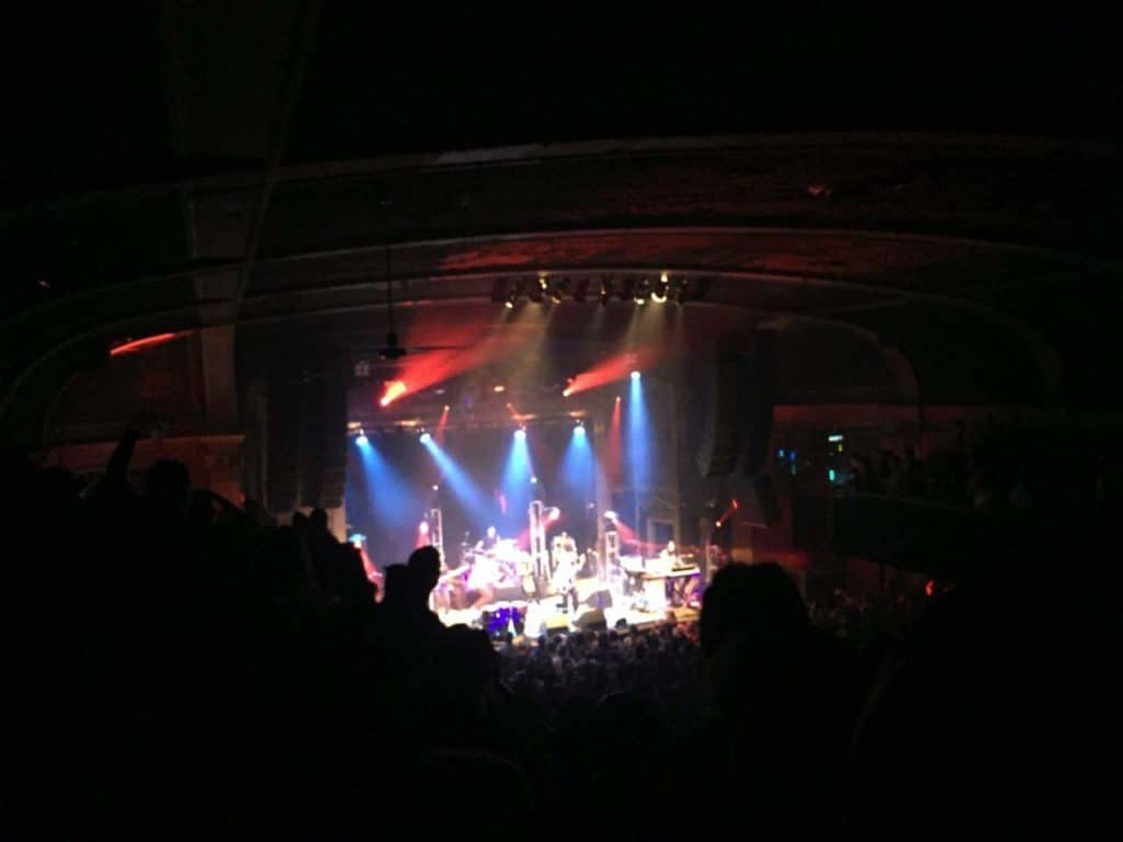 The Motet at The Ogden in Denver on Friday Nov 13th, 2015 2