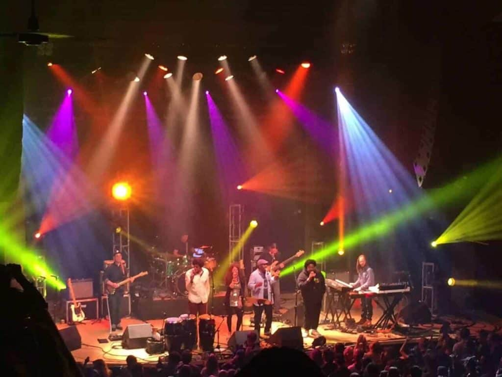 The Motet at The Ogden in Denver on Friday Nov 13th, 2015 3