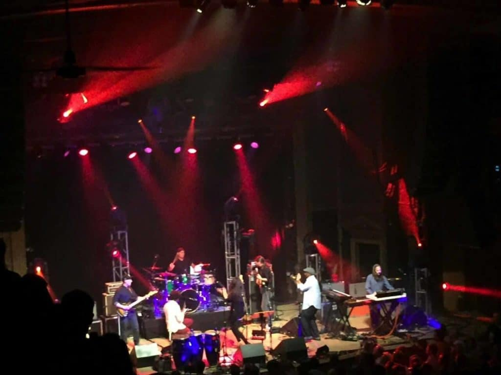 The Motet at The Ogden in Denver on Friday Nov 13th, 2015 4