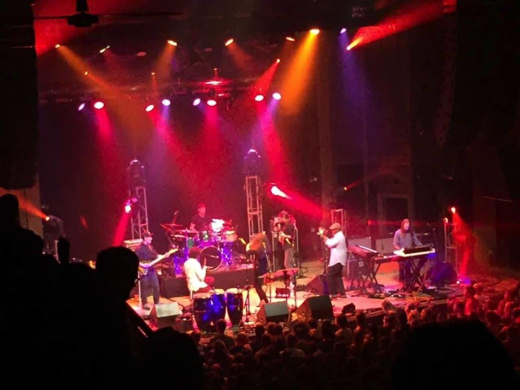 The Motet at The Ogden in Denver on Friday Nov 13th, 2015 5